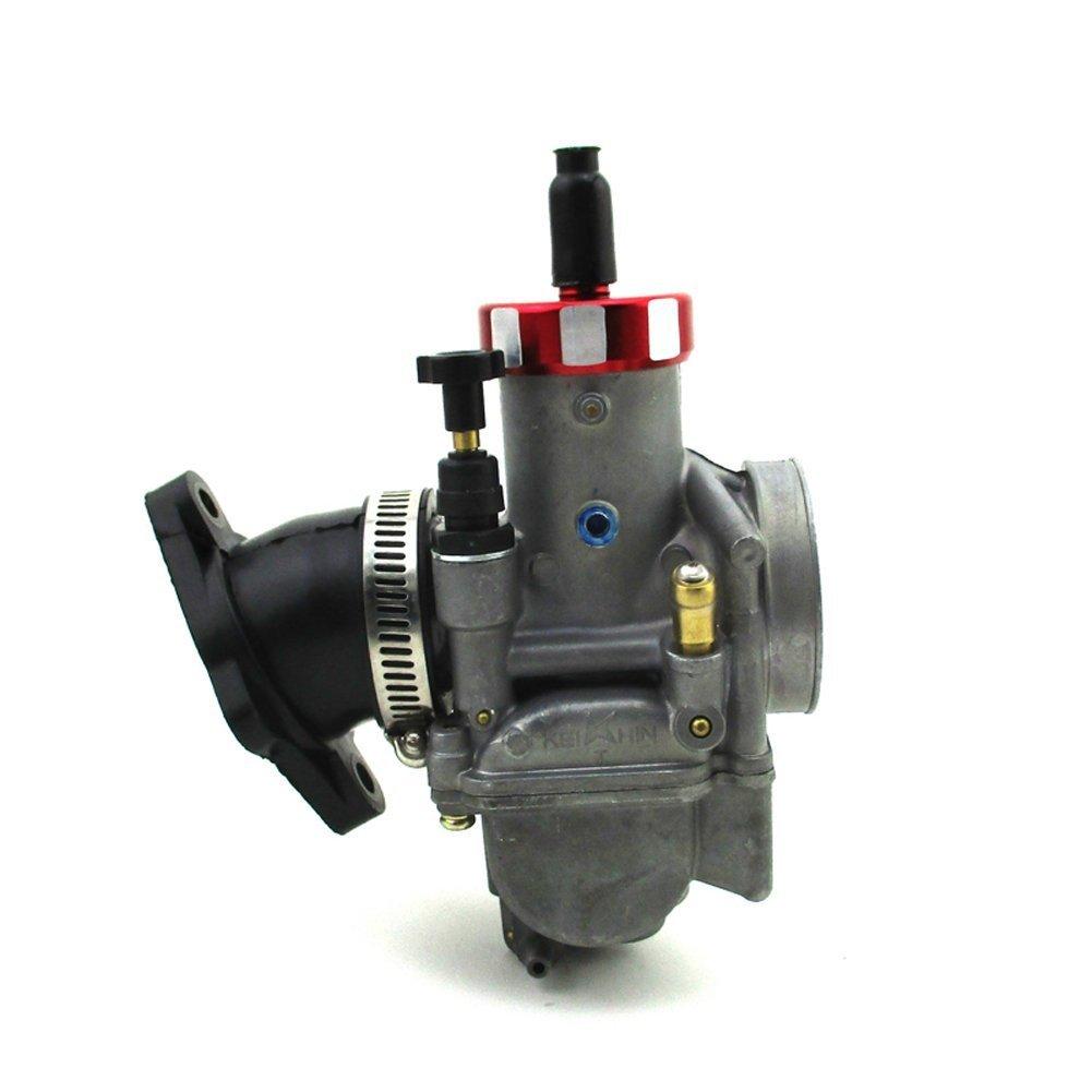 Cheap 4 Wheeler Carburetor Find Deals On Line Carburator Pe 28 Get Quotations Tc Motor Racing 28mm Pe28 Carb Manifold Intake Pipe For Cg Cb Dirt