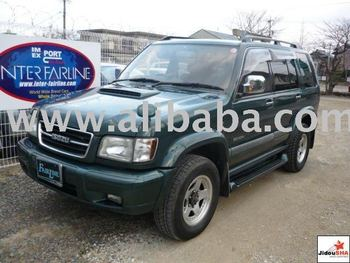 isuzu bighorn 4x4 (suv) - buy isuzu car product on alibaba