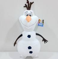 Hot sale Frozen Plush snowman Best of the Best toys