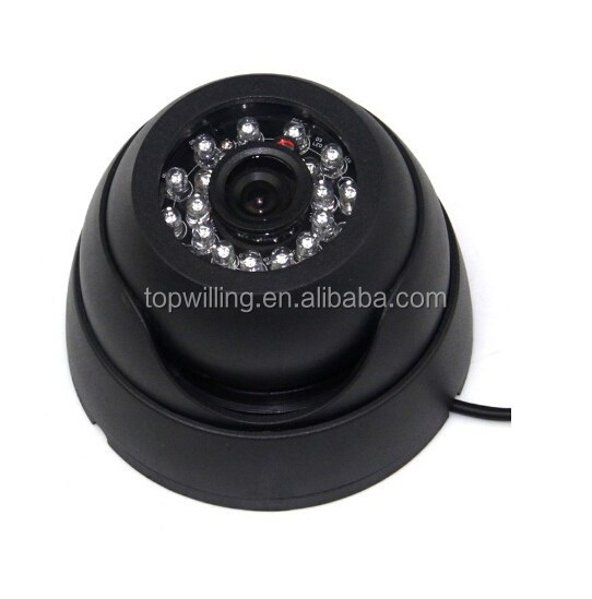 CCTV Security Camera Micro SD/TF Card Slot Night Vision Dome Home security CAMERA