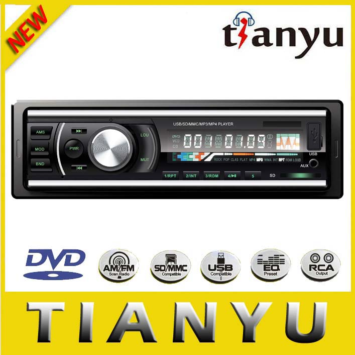 Universal Car DVD support USB and SD TY-3223