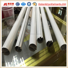 Factory Anodized Aluminium Alloy Engraving Pipe Curtain Rods Curtain Poles