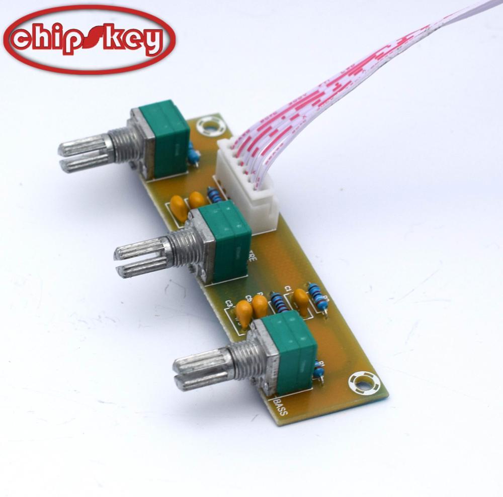 TDA7377 2.1 Sound Channel Amplifier Board 20W*2+30W Subwoofer Amplifier Board