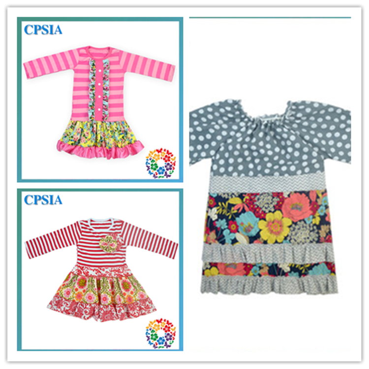 Girls Clothes Kids 2015 Wholesale Girls Clothing Sets Spring and Fall Cheap China Wholesale Kids Clothing