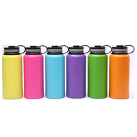 Hot Products 18oz Reusable Eco Stainless Steel Insulated Vacuum Water Flask Keep Water Hot And Cold For 24 Hours 32oz 22oz 24oz