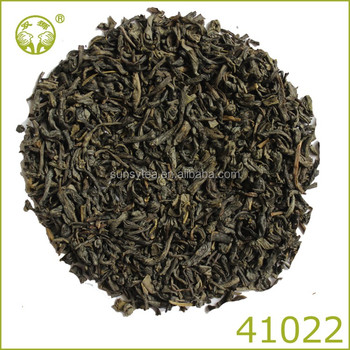 China Chunmee green tea 41022 good price for fow Afria market