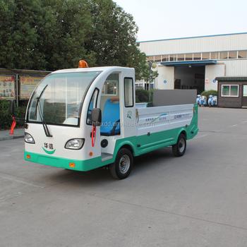 Mini 2 Seater Battery Cargo Truck For