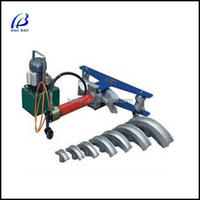 Plate Raw Material DWG-3B Electric Pipe Bending Machine