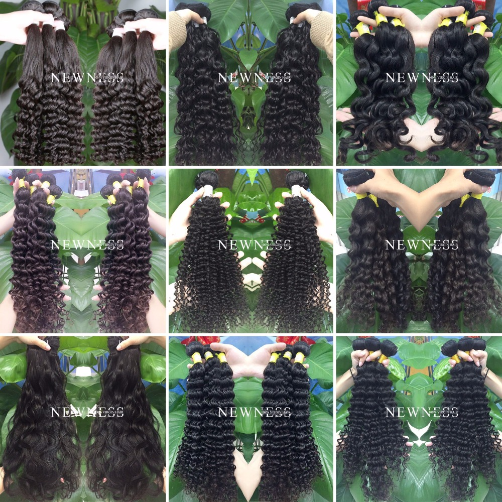 Hight Elasticity curly hair drawstring ponytail short hair brazilian curly weave
