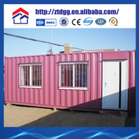 EPS Sandwich panel office container drawing