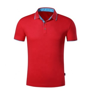 Good Selling 100% Cotton Polo T-Shirts Custom Logo High Quality Golf Tee Shirts Wholesale Clothing Guangzhou Aapparel Supplier