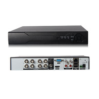 Surveillance 8ch full HD AHD security CCTV DVR recorder HDMI 1080P standalone AHD DVR