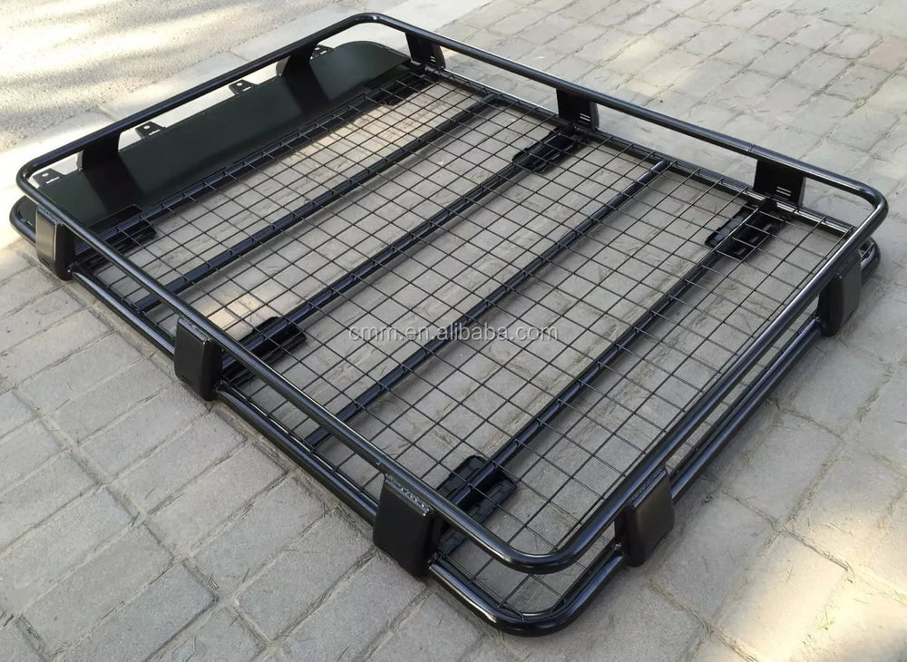 Steel Roof Rack For LandRover Discovery 3 With Mount Brackets