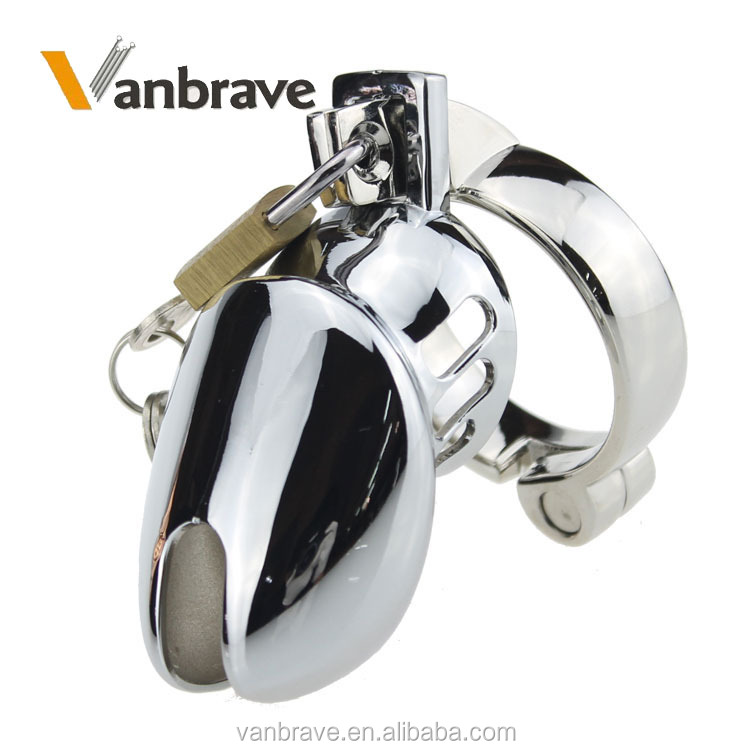 Male Chastity Device Stainless Steel cb6000 Chastity Cock Cage