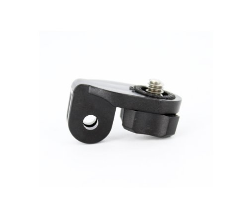 Action Mount Universal Conversion Adapter for GoPro Mounts, w/camera Screw (1/4-Inch 20). This Simple Adapter works with Point-and-Shoot Cameras, or Other Action Cameras Like Sony Action Cam.