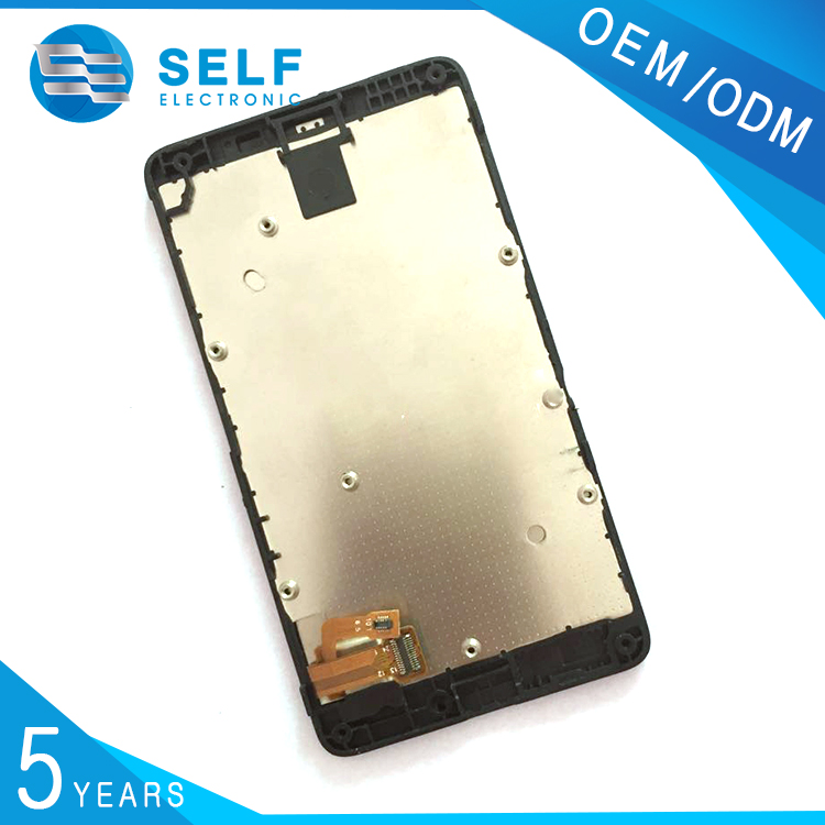 Replacement LCD assembly For Nokia X A110 RM 980 RM980, For Nokia X LCD Display + Touch Screen Digitizer