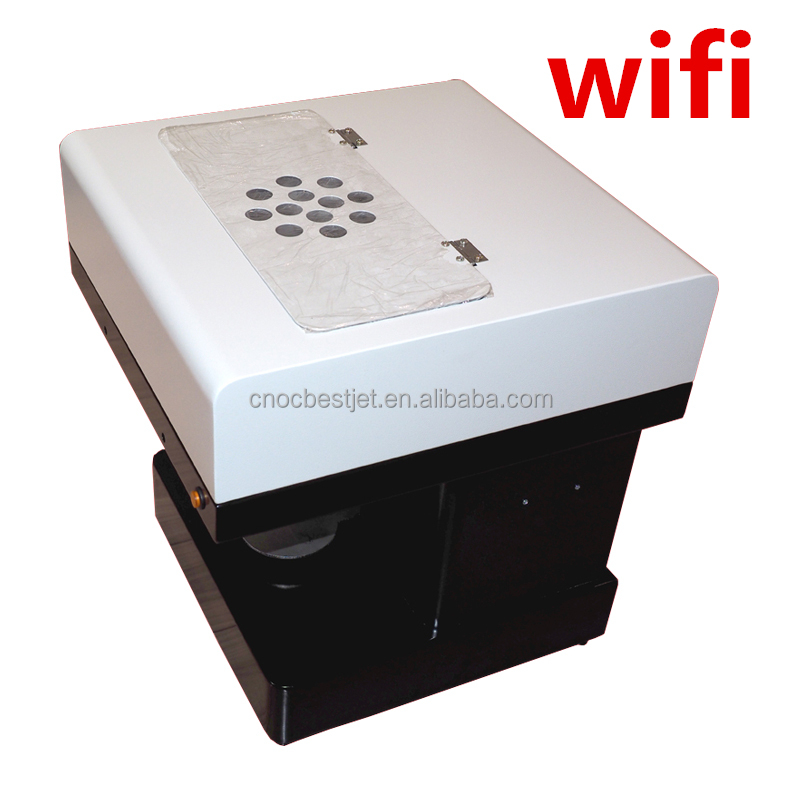 1 set Coffee <strong>printer</strong> 220V WIFI, 1 set ink ,Shipping cost to Ukraine by DHL