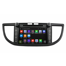 5,1 android auto <span class=keywords><strong>dvd</strong></span> für honda CRV 2012 HD 1024*600 quad core optional WS-9580