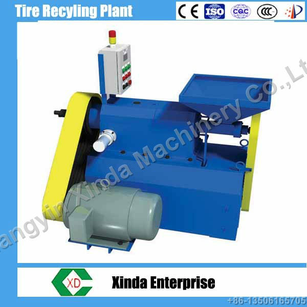 Waste Tyre Recycling Rubber Superfine Miller