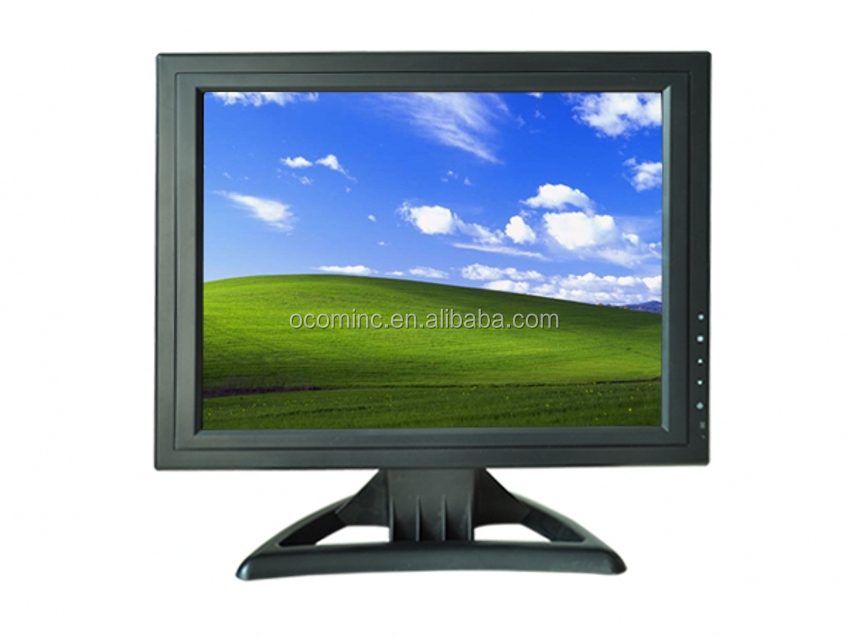 TM1503 --- 15Inch Retail Use Frameless Wall Mount Touch Screen Image Reverse LCD Monitor