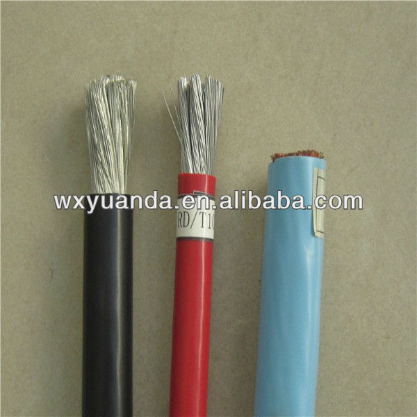 Silicone rubber flat flexible awm electrical cable