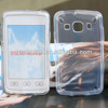 Protective clear gel tpu case for samsung s5690 galaxy xcover