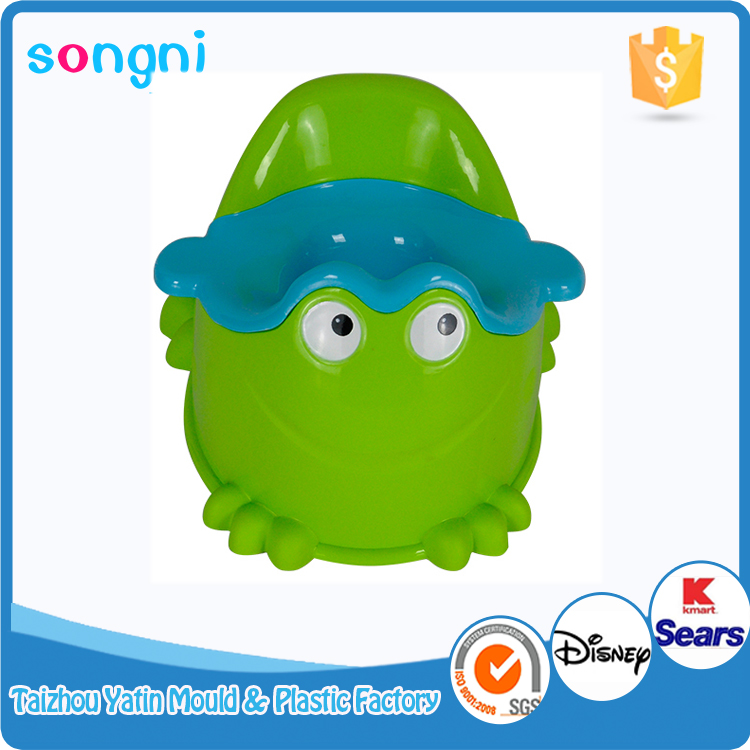 New Design Toilet Fashionable 4 in 1 Baby Toilet Chair Plastic