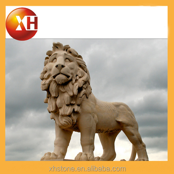 Lion garden and plastic statues for sale