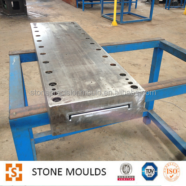 FRP/GRP Glass Fiber C-Channel Pultrusion Mould