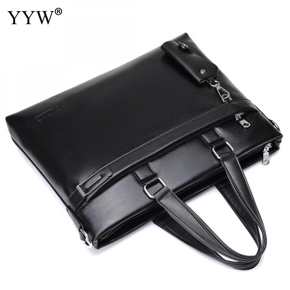 Großhandel Malette Cuir Homme Berühmte Business Männer Aktentasche Tasche Luxus Leder Laptop Executive Tasche Mann Schulter Tasche Bolsa Maleta Herrentaschen