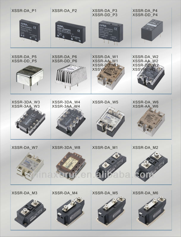 Pcb Mounted Solid State Relay 220vac Solid State Relay Ssr 5v