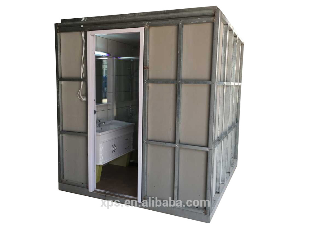 Prefabricated Bathrooms Fiberglass Prefabricated Bathroom