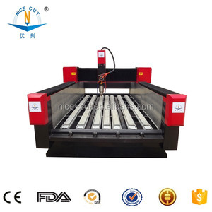 cnc 3d stone engraving machine for engraving natural stone, semi precious stone