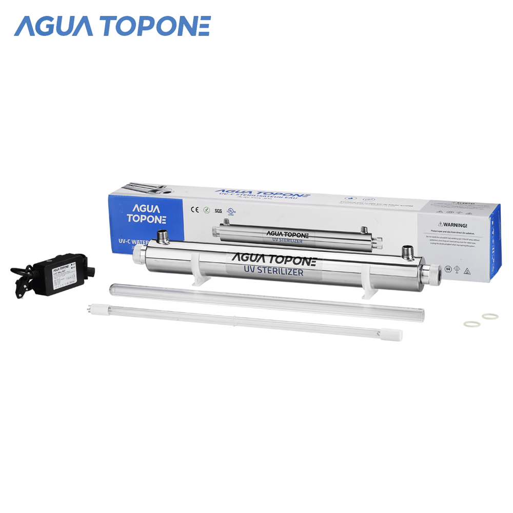Agua Topone 55W <strong>Uv</strong> water <strong>sterilizer</strong> <strong>for</strong> Fish Pool <strong>Aquarium</strong> Disinfection