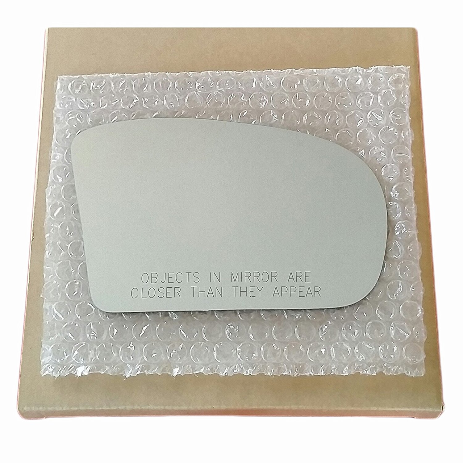Mirror Glass and ADHESIVE | Mercedes Benz C32 C55 C230 C240 C280 C320 C350 E55 E320 E350 E500 E320 Wagon E350 Wagon E500 Wagon E550 E63 AMG Passenger Right Side Replacement