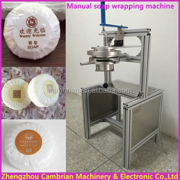 Low price manual pleated tea packing machine