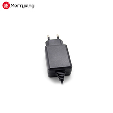 Merryking CE UL FCC GS <span class=keywords><strong>RoHS</strong></span> AC DC <span class=keywords><strong>Adaptor</strong></span> 14 V 500ma Power Supply Adapter