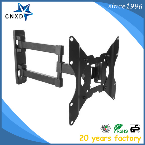 Flexible Sliding & Folding Full Motion TV Wall Mount