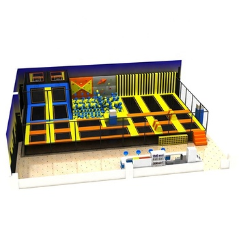 Worldstar cheap price rectangle safety kids indoor trampoline