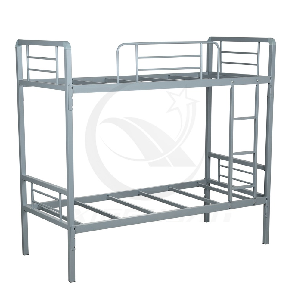 hot sale adult double decker beds cheap folding metal