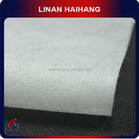 China high quality spunlace white100% cotton non woven fabric