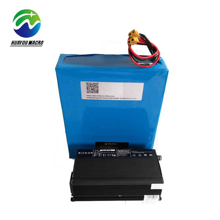Factory 18650 Rechargeable Solar 12 Volt 100000Mah 12V 100Ah Lithium Li-Ion Li Ion Battery Pack