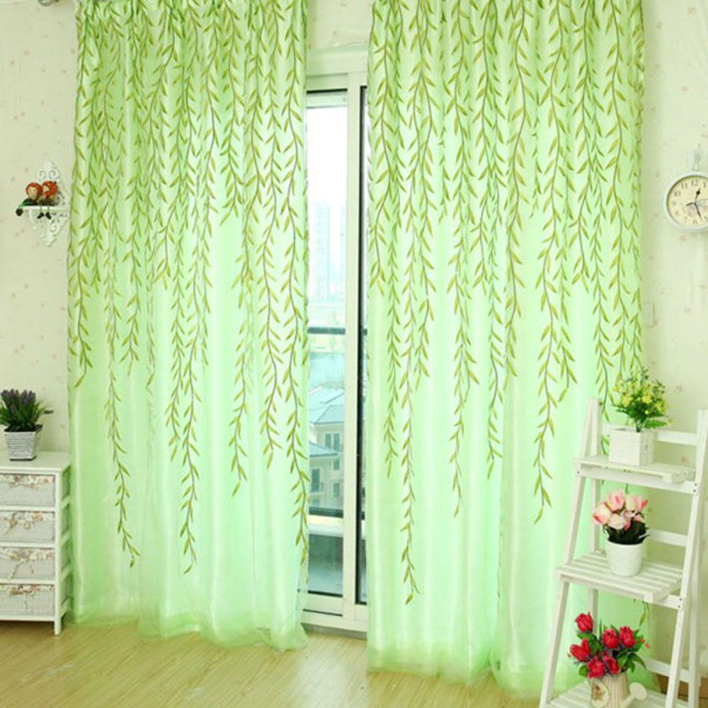 Green curtains for bedroom - Curtains For Bedrooms Curtains For Bedrooms Suppliers And Manufacturers At Alibaba Com