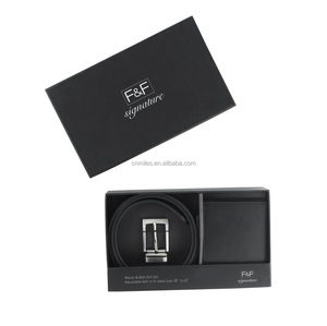Wholesale wallet belt gift set