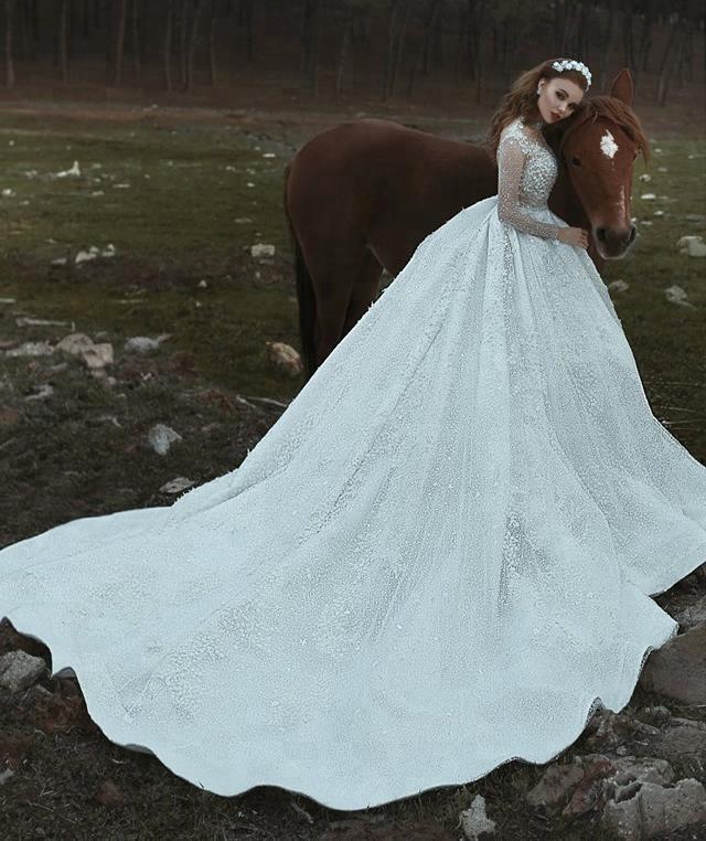 Long Back Tail Wedding Dresses, Long Back Tail Wedding Dresses ...