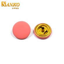 rubber metal snap button snap male female parts 486