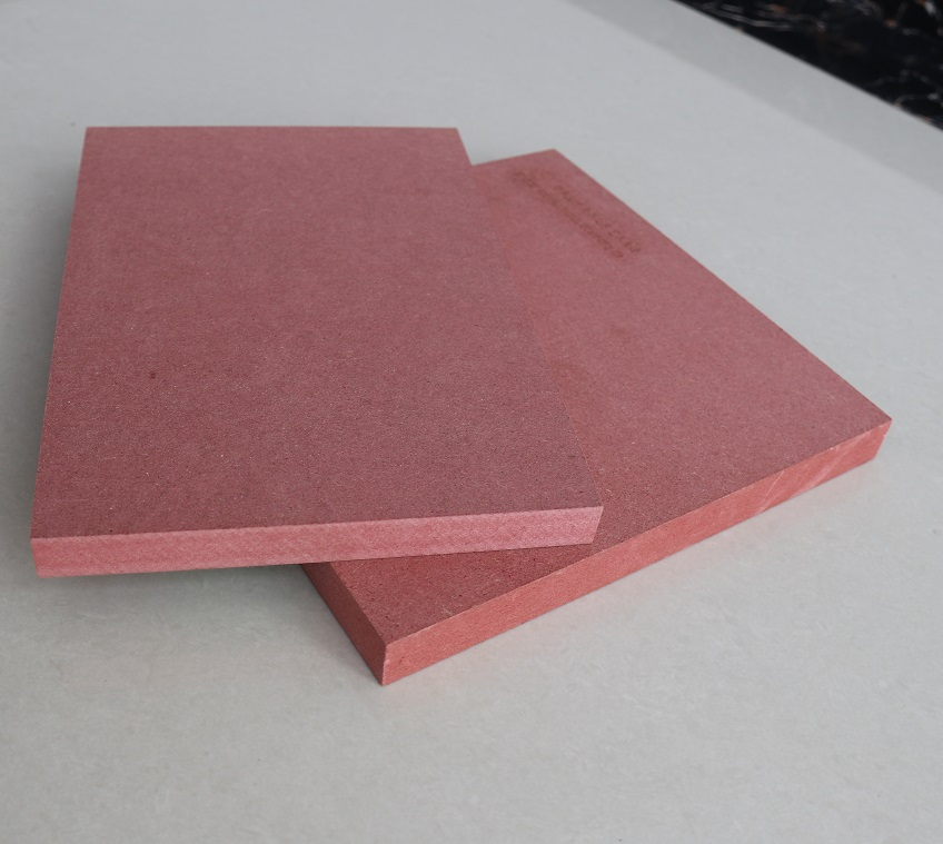Furniture Grade fire proof mdf board From Factory