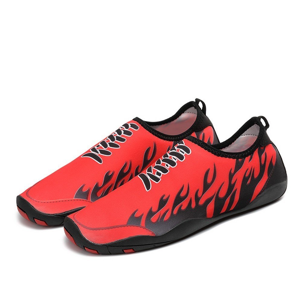 db20b4a81f0f Get Quotations · Resmord Water Shoes Barefoot Skin Shoes Quick-Dry For Beach  Swim Surf Yoga Exercise u2