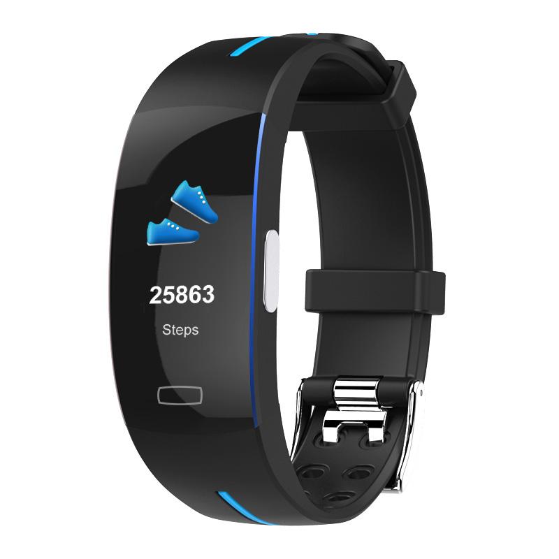 Bracelet Manufactures Ip67 Oled Ecg Bt4 0 Fitness Watch