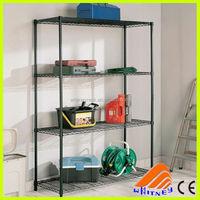 free designed high quality mesh shelves for warehouse storage
